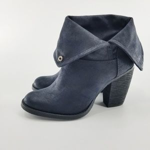 Sbicca vintage collection fold over bootie